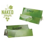 The Naked Grape Place Card Holder