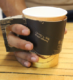 Nespresso Coffee Cup Sleeve