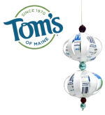 Toothpaste Tube Holiday Ornament