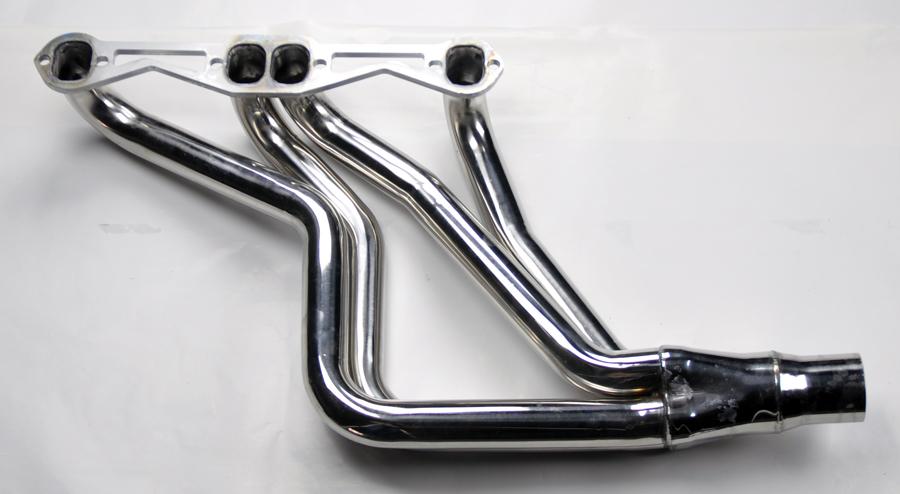 Camaro firebird l at stainless manifold long