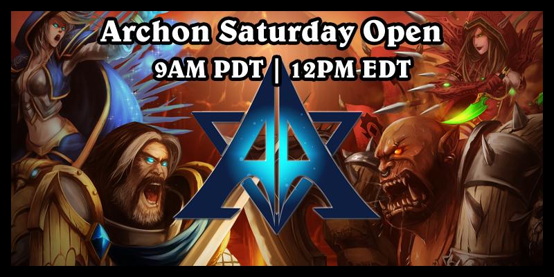Archon Saturday Open