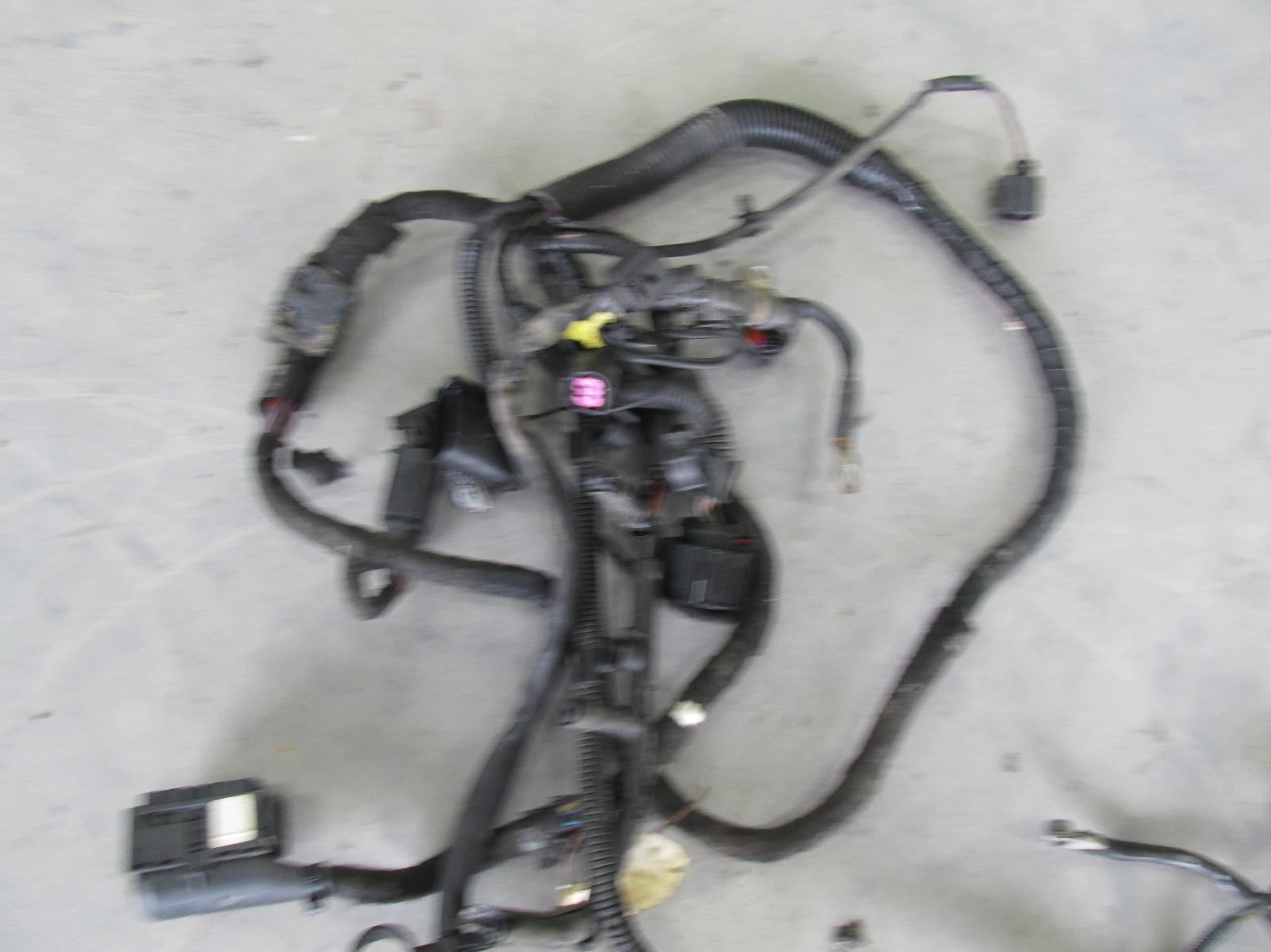 2006 Vw Beetle 1 9 Tdi Engine Wiring Harness