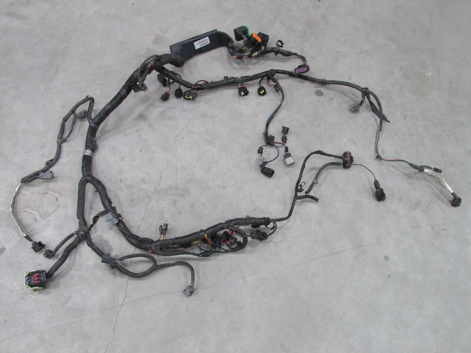 2006 Dodge Durango Dakota Engine Wiring Harness 4 7l V8