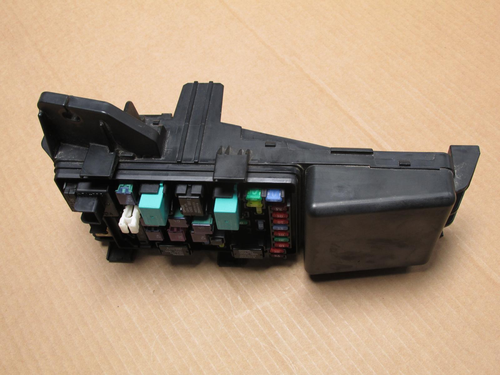 Honda accord fuse