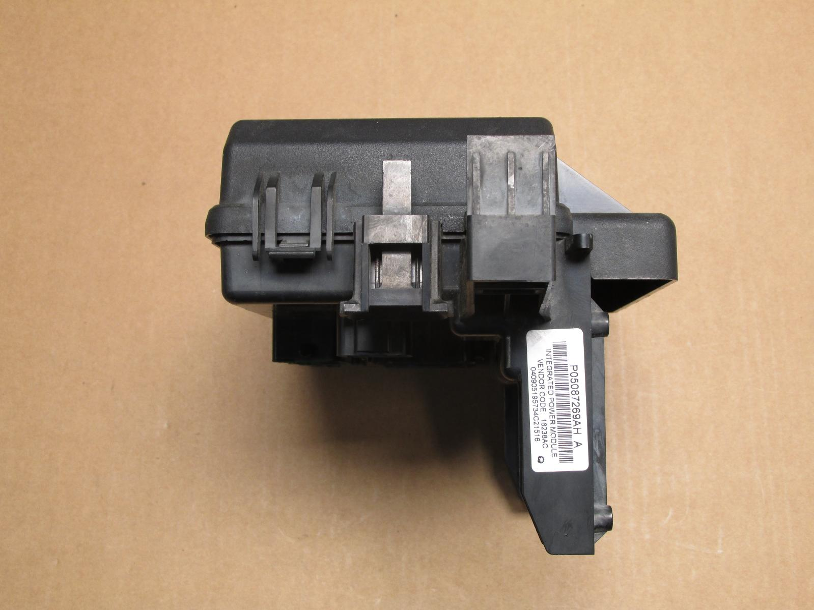 2006 06 Dodge Magnum Charger 300 Fuse Box Relay