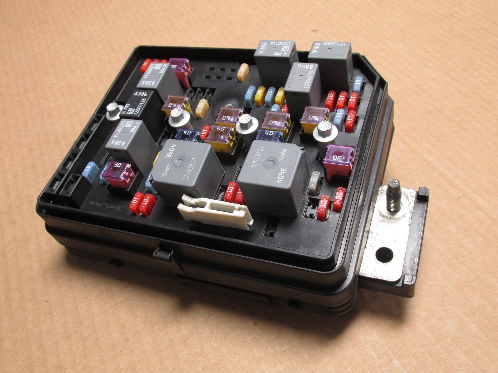 2011 Impala Fuse Box Another Blog About Wiring Diagram Chevy Vacuum Auto