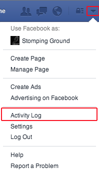 Facebook Activity Log - Free Video and Article Tutorial