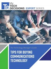 Buying Communications Technology