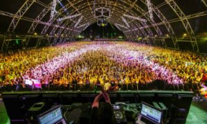 Coachella Music Festival Uses UAVs for Security