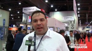 Video: BeyerDynamic Audio Products at InfoComm 2018