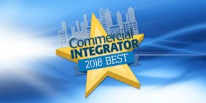 Here Are the Commercial Integrator 2018 BEST Awards Winners
