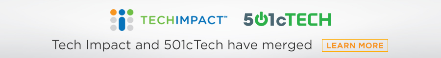 Tech Impact and 501cTech Have Merged