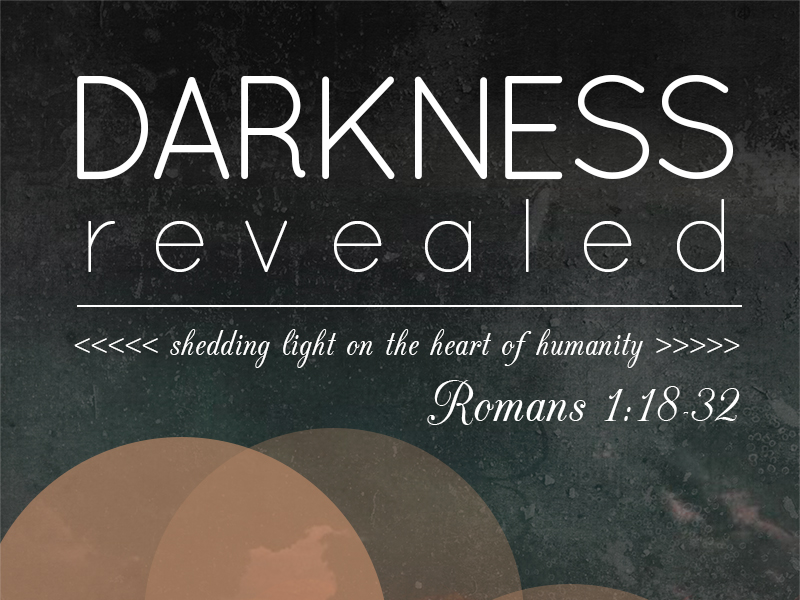 Darkness Revealed Romans   Calvary The Hill