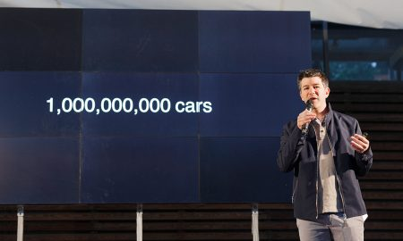 Uber CEO resigns