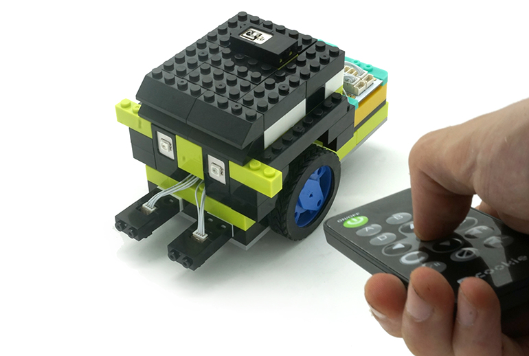 Itty Bitty City: Programmable Legos for Budding Inventors ...