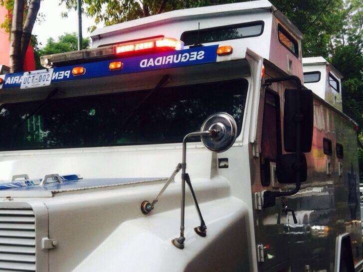 militares y federales revisan autos de toluca al df tras