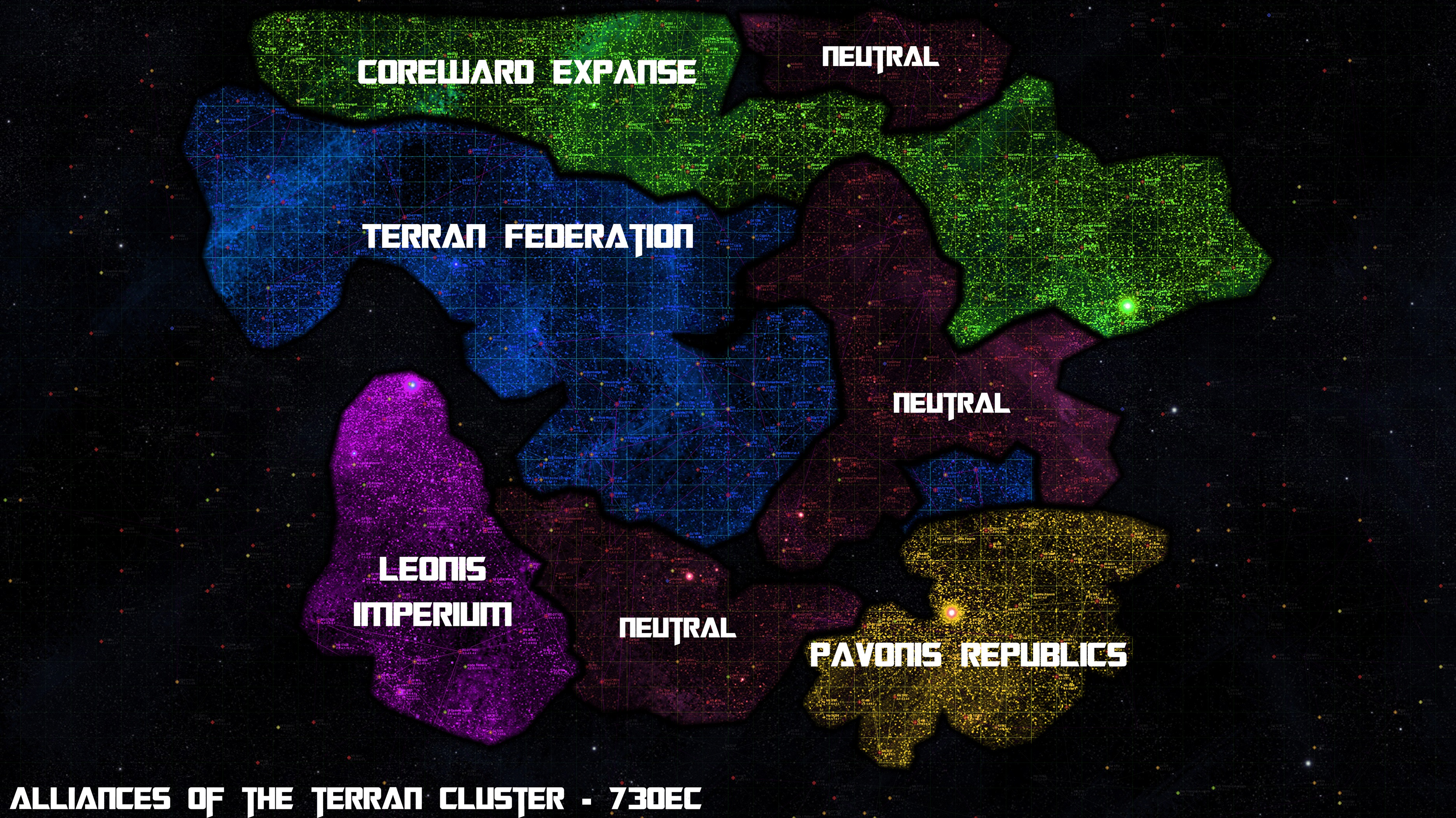 Starmap alliances