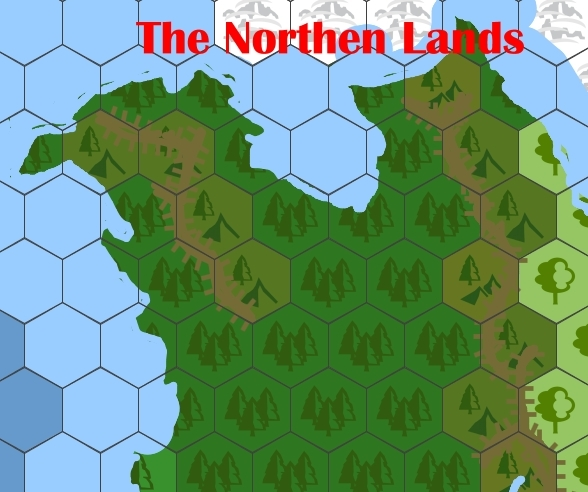 Northern lands
