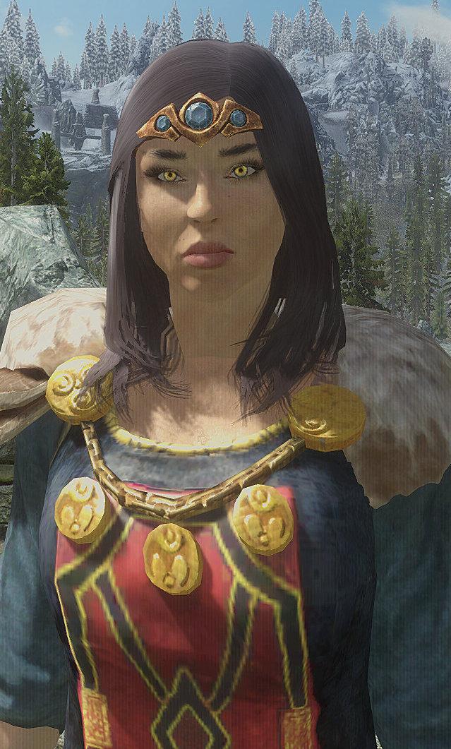 Human queen 001
