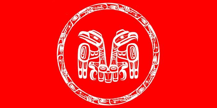 Haida flag