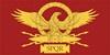 Roman eagle spqr
