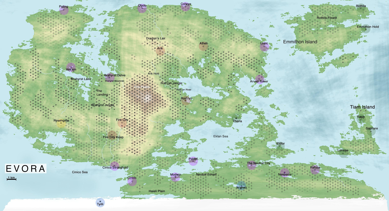 Mapsketch