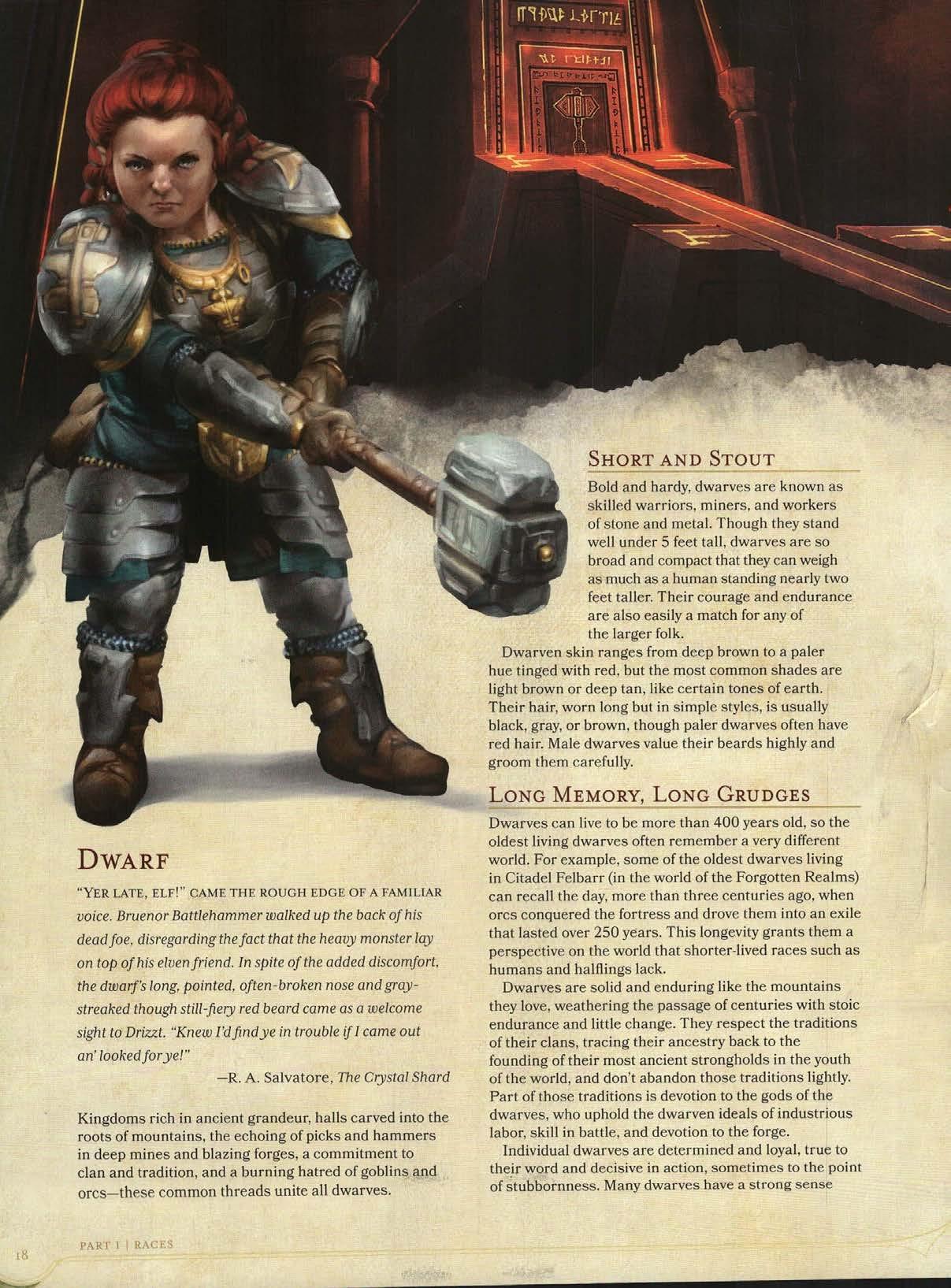 Dwarf description 1
