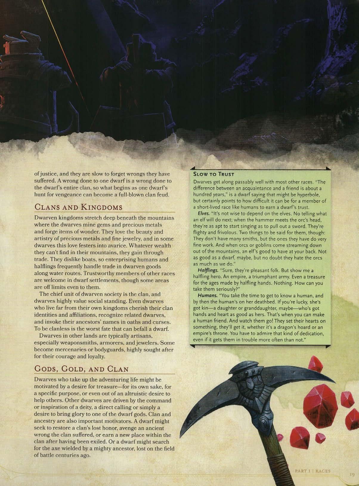 Dwarf description 2