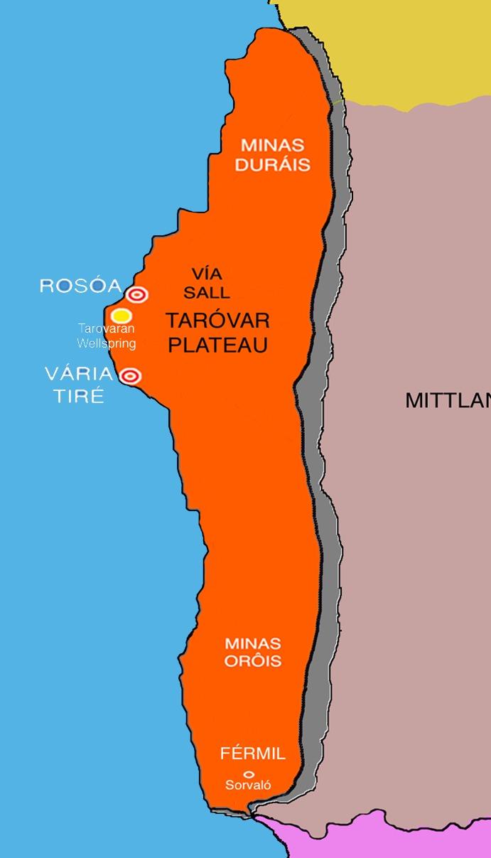 Taro%cc%81var plateau