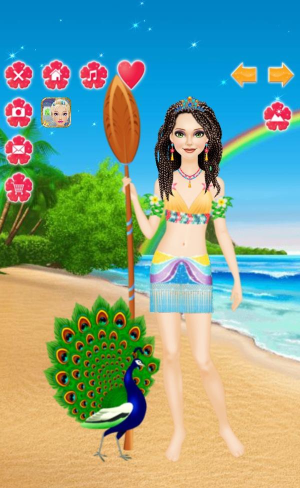 Tropical princess picture 8