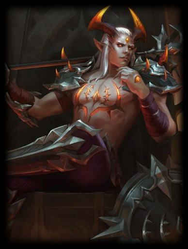 Amon  nether realm lord