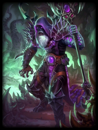 Xirun  abyssal realm lord