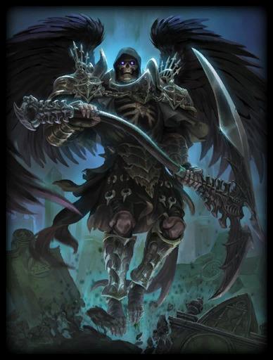 Djaall  the reaper