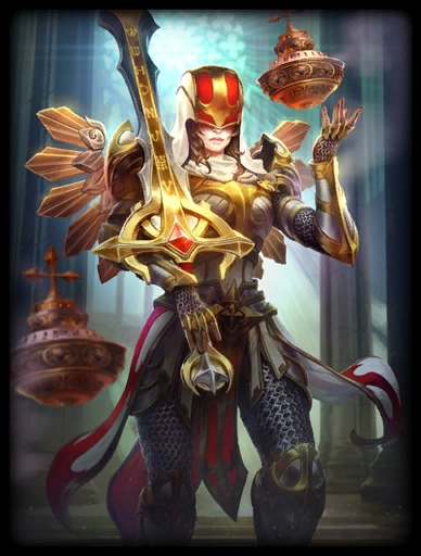 Zaina  archangel of justice