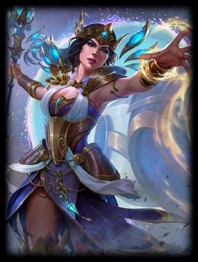 Lena  champion of haven