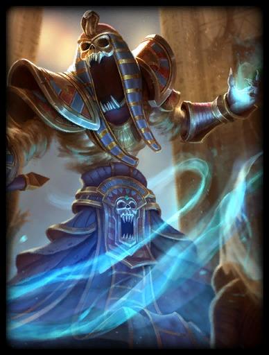Ramun  pharaoh of laroque