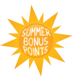 Summer Bonus Points
