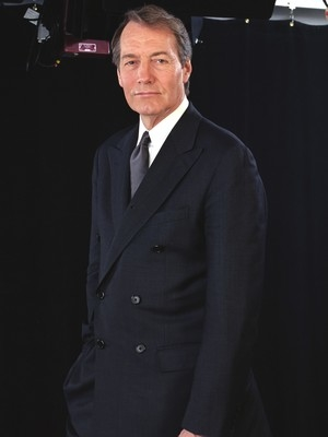 Charlie Rose, Politics & Current Issues