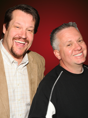 Rick & Bubba, Men's Ministries, Evangelism & Outreach, Entertainment