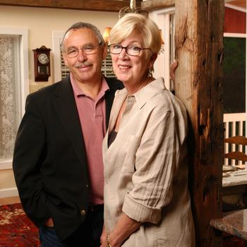 Tony & Jonna Mendez