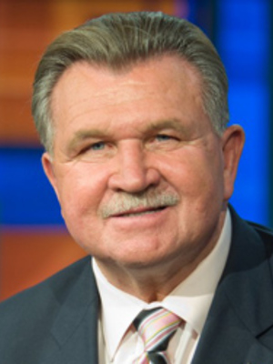 Mike Ditka, Sports, Coaches & Management football, big fish, Coach, broadcaster, sports