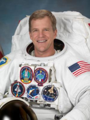 Dr. Scott Parazynski NASA, astronaut, space, space station, spacewalk, space shuttle, STEM