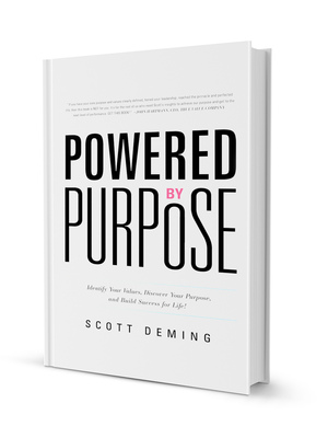Powered by Purpose by Scott Deming
