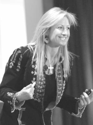 Dr. Jackie Freiberg