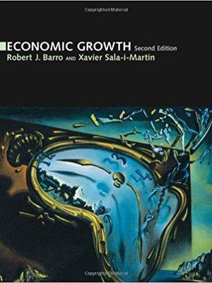 Economic Growth by Xavier Sala-i-Martin