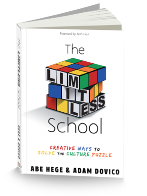The Limitless School: Creative Ways to Solve the Culture Puzzle by Adam Dovico