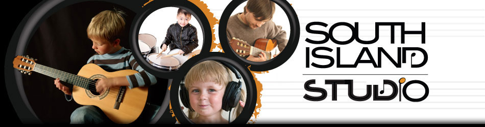 Music Lessons at South Island Studio, Victoria BC