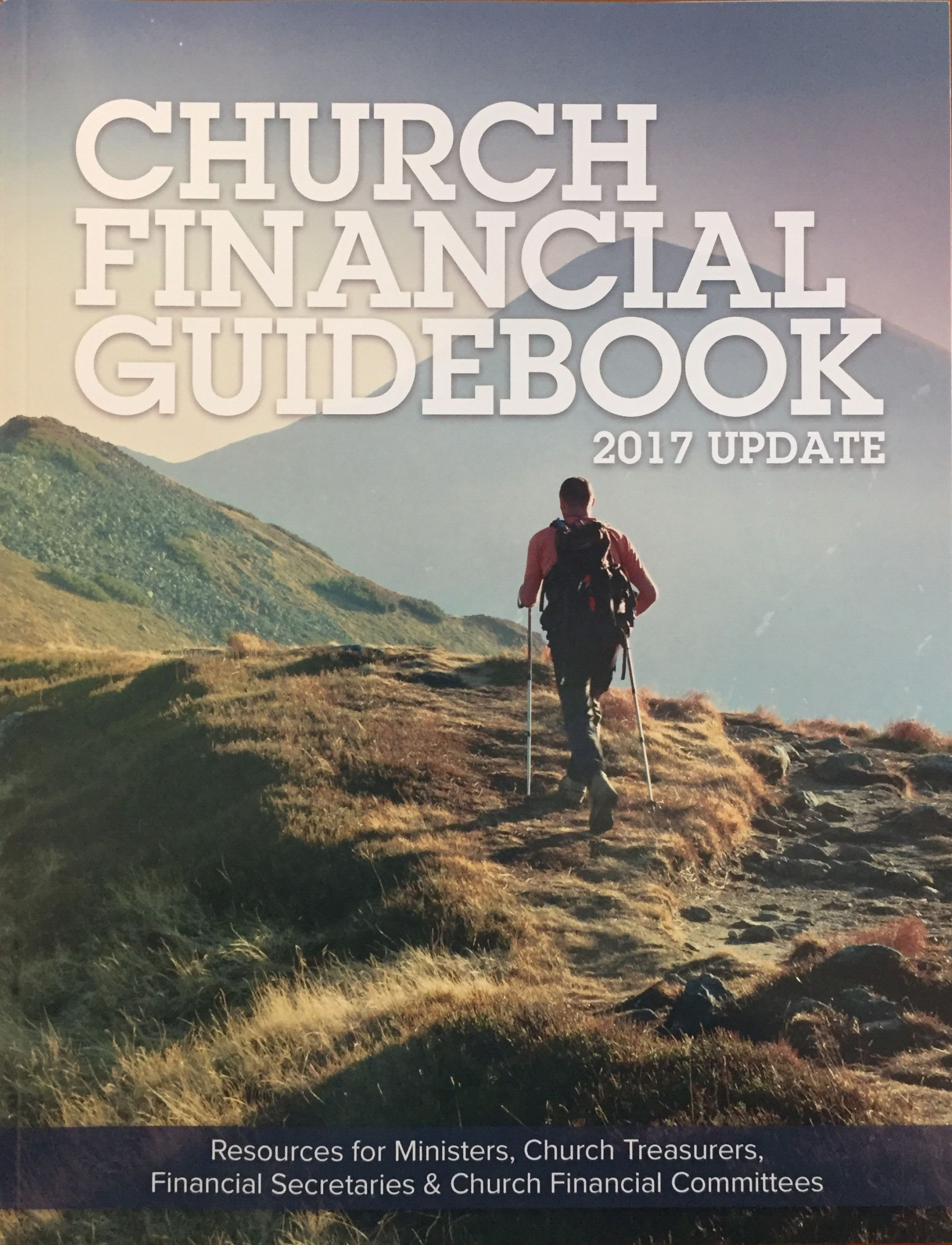 financial guidebook now available - Church Administrator Salary