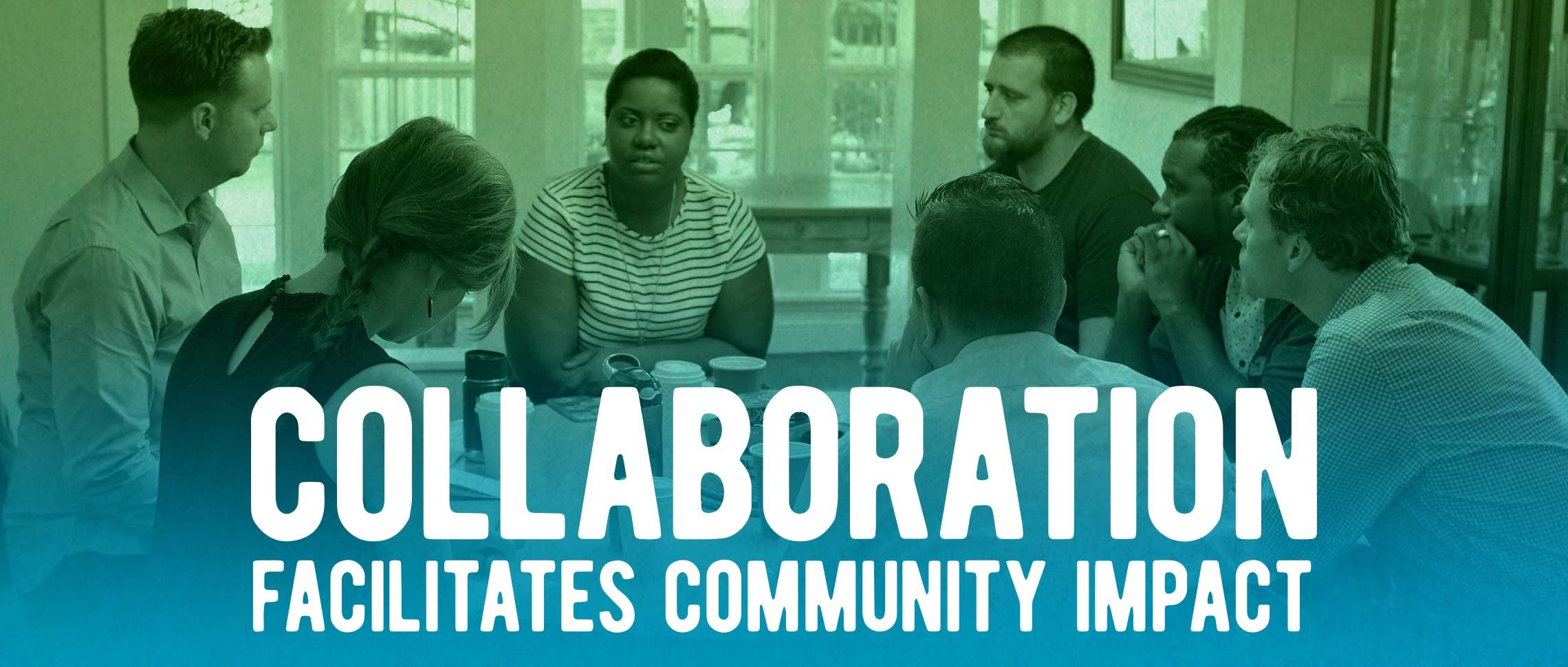 Collaboration facilitates community impact