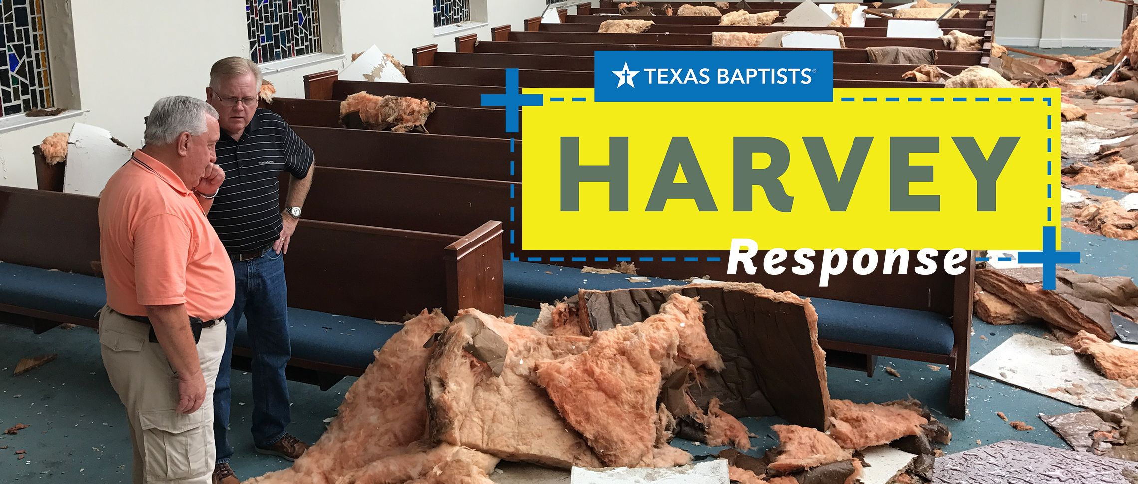 Special Report:  Harvey Response